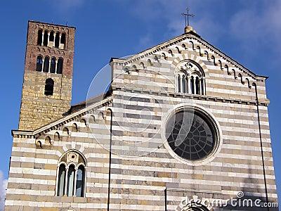 Santo Stefano Abbey