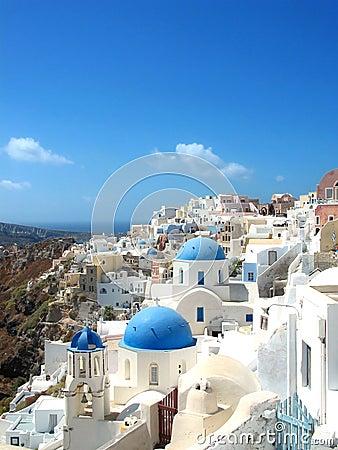 Free Santorini Stock Images - 794414