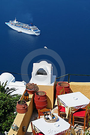 Free Santorini Stock Photography - 945382