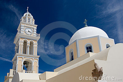 Santorini Catholic Cathedral