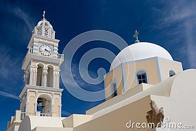 Santorini Catholic Cathedral