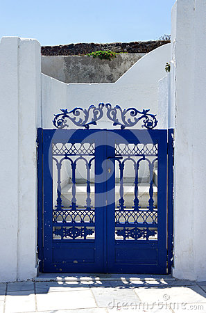Santorini In Details Stock Photography - Image: 26121402