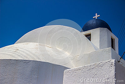 In Santorini