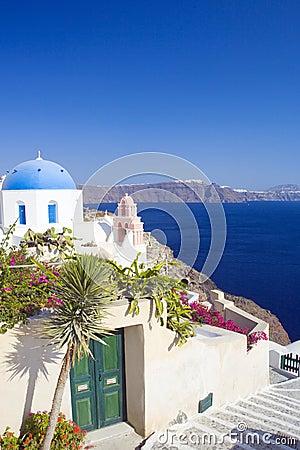 Free Santorini, Greece Royalty Free Stock Image - 12700986