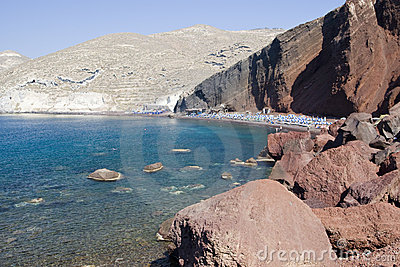 Santorini - Greece Royalty Free Stock Image - Image: 14836496