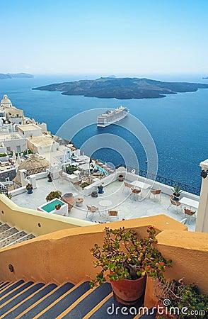 Free Santorini, Greece Royalty Free Stock Photos - 32684798