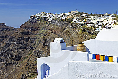 Santorini (Greece,Europe)