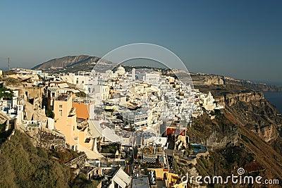 Santorini Hilltop Village