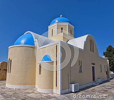 Santorini Oia Church 08