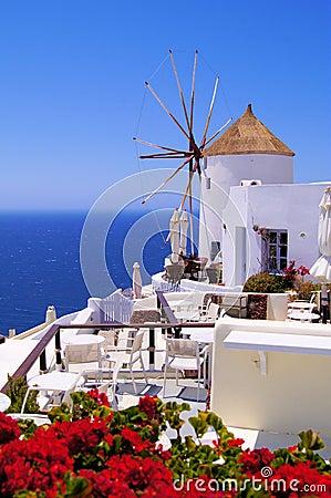 Free Santorini Scenics Royalty Free Stock Image - 29290526