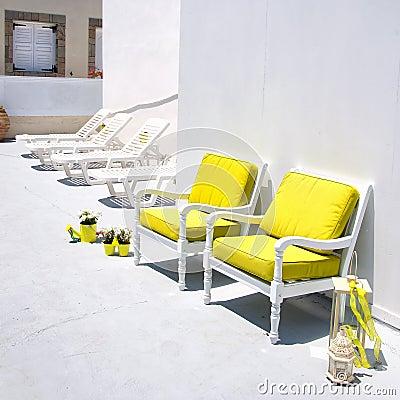 Santorini suntrap