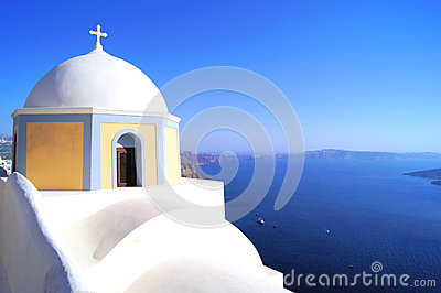 Santorini views, Greece