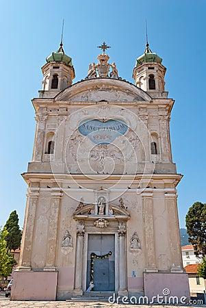 Santuario Madonna della Costa, Sanremo