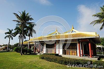 Sanya nanshan cultural tourism zone