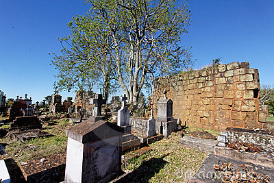 Sao Joao Baptista Ruins