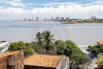 Sao Luis do Maranhao Brazil