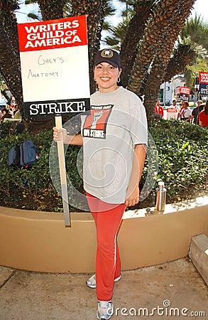 Free Sara Ramirez Stock Image - 23832721