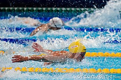 Sara Sjostrom Zdjęcie Stock Editorial