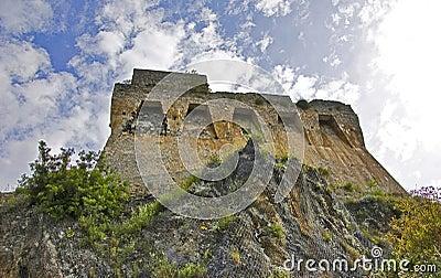 Saracen watch tower