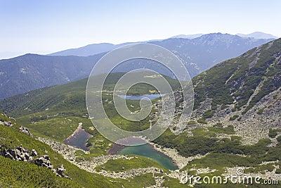 Saragyol lakes 1