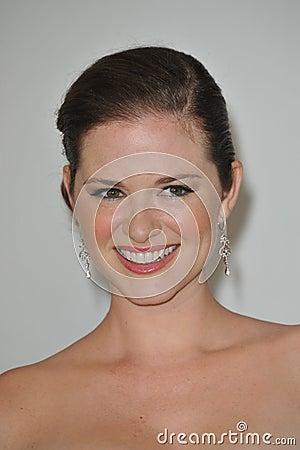 Sarah Drew Editorial Stock Image