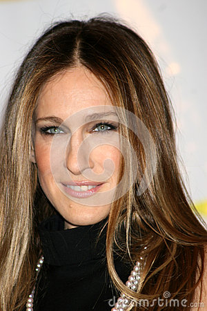 SARAH JESSICA-PARKER Editorial Stock Photo