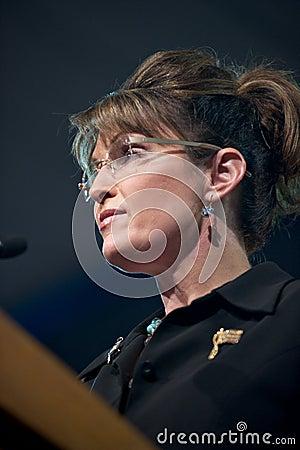 Sarah Palin Editorial Photo