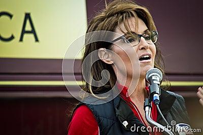 Sarah Palin 13 Editorial Stock Image