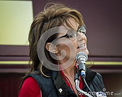 Sarah Palin 9 Editorial Stock Image