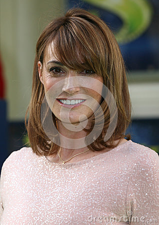 Sarah Parish Editorial Photo