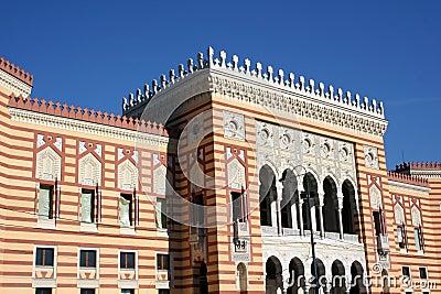 Sarajevo city-hall