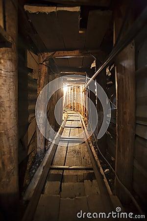 Sarajevo Tunnel, Sarajevo, Bosnia and Herzegovina