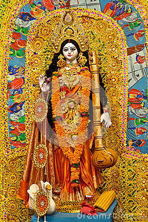 Sacred elements of hindu religion