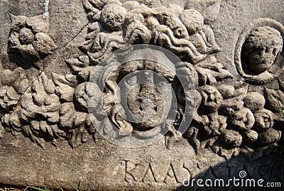 O sarcófago de Klaudia