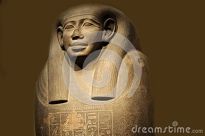 Sarcophagus Editorial Stock Photo