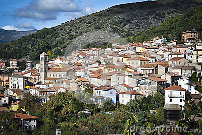 Sardinia. Aritzo