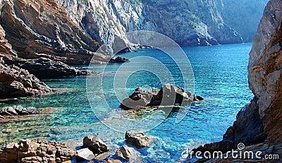 Sardinia - Canal Grande