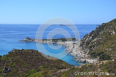 Sardinia coastline - Italy