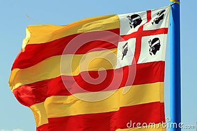 Sardinia Flag
