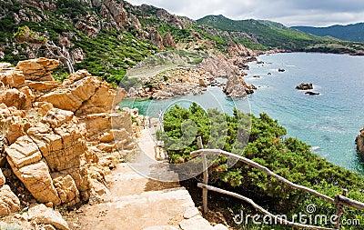Sardinia, Italy. Costa Paradiso.