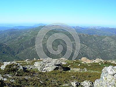 Sardinia landscape