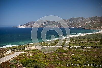Sardinia. Southwest Coast