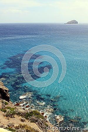 Sardinian seas