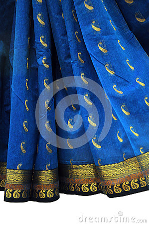 Saree design border