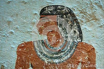 Sarenput II Tomb Portrait