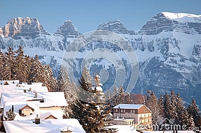 Sargans Switzerland