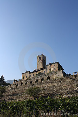 Sarre Castle (Aosta valley, Italy)