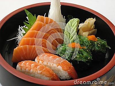Sashimi Sushi Combo 1