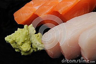 Sashimi & Wasabi