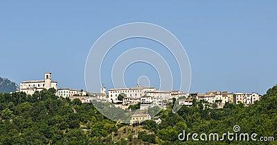 Sassoferrato (gränser, Italien)